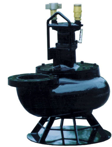water pump / hydraulically-operated / submersible / vortex