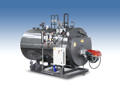 Steam boiler / fire tube / horizontal PVR EU series MINGAZZINI SRL