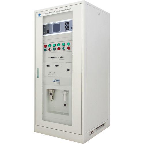 oxygen analyzer / carbon dioxide / carbon monoxide / CH4