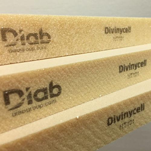 high-temperature foam for composites core material