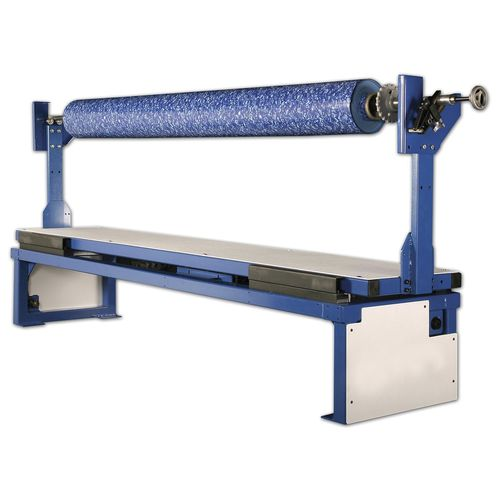 Fabric roll-off cradle CRA-310 Eastman Machine Company