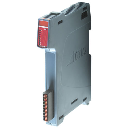 analog output module / 8-O / DIN rail mounted