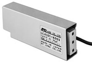 single-point load cell / beam type / compact / hermetic