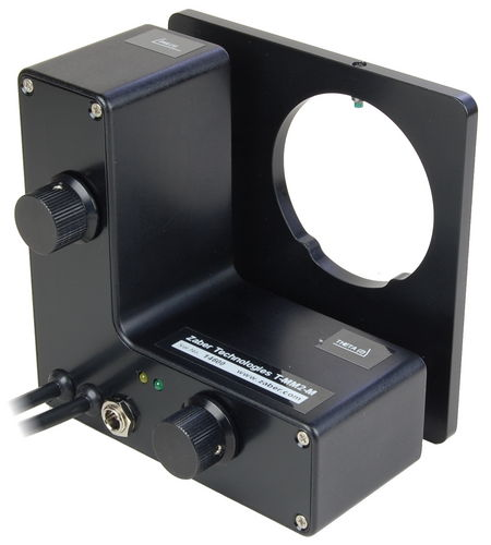 manual positioner / vertical / 2-axis / digital