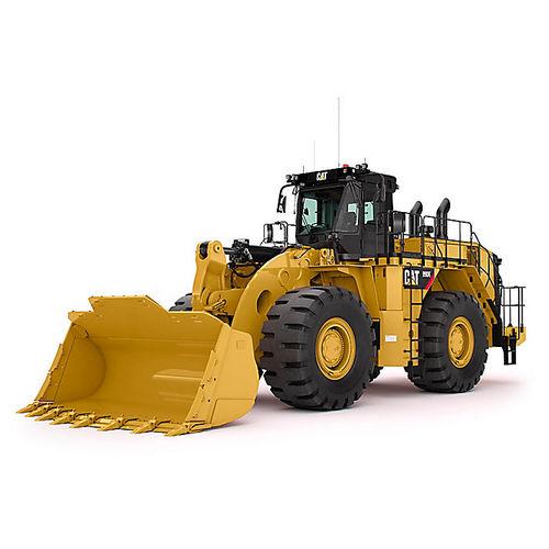 wheeled loader - Caterpillar Global Mining