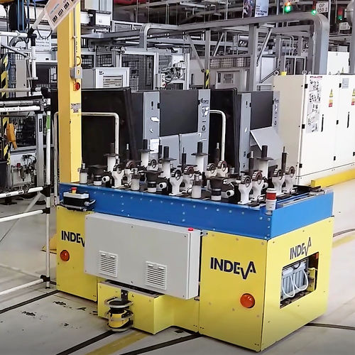 AGV Custom AGV - Industry 4.0 Ready Scaglia Indeva