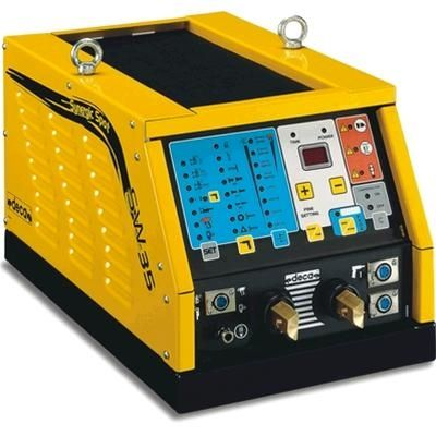 Resistance welding generator / single-phase / pulsed 3 500 A | SW35 Deca