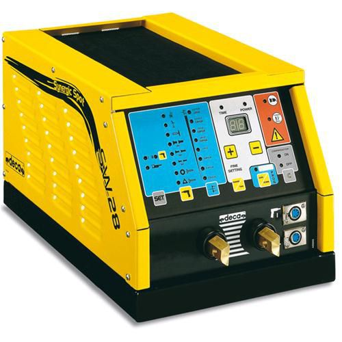Resistance welding generator / single-phase 2 800 A | SW28 Deca