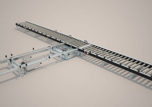 Chain conveyor / pallet / horizontal / transfer TGW-Mechanics