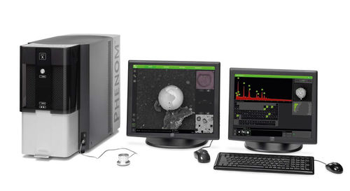 scanning electron microscope / for analysis / digital camera / X-ray