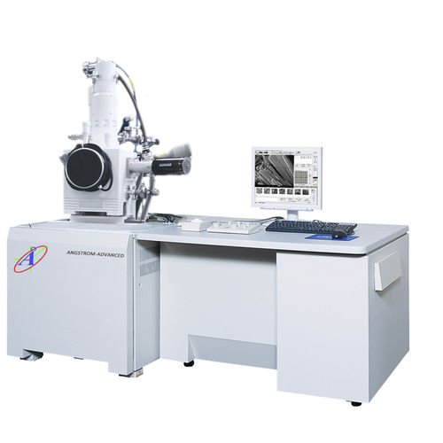 electron microscope / scanning electron / for analysis / compact