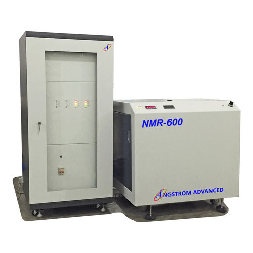 NMR spectrometer / for pharmaceutical applications / compact