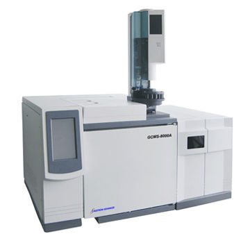 gas chromatograph / GC/MS / laboratory