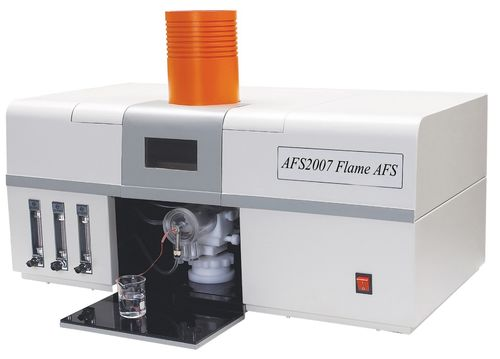 fluorescence spectrometer / for metal sorting / atomic fluorescence / laboratory