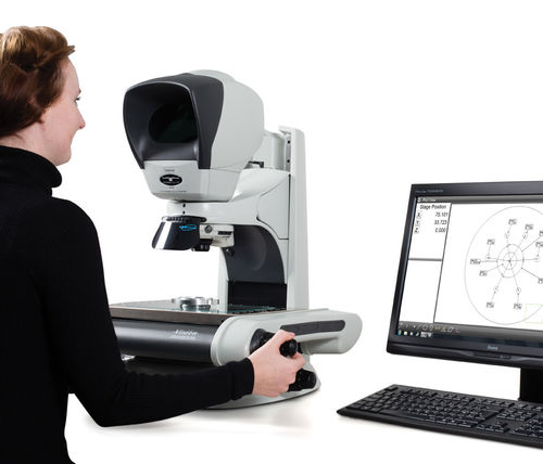 optical microscope - Vision Engineering Ltd.