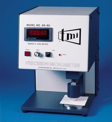 bench-top micrometer / depth / digital