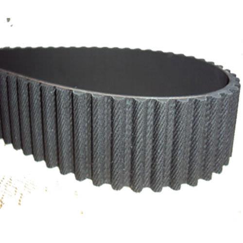 synchronous transmission belt / rubber