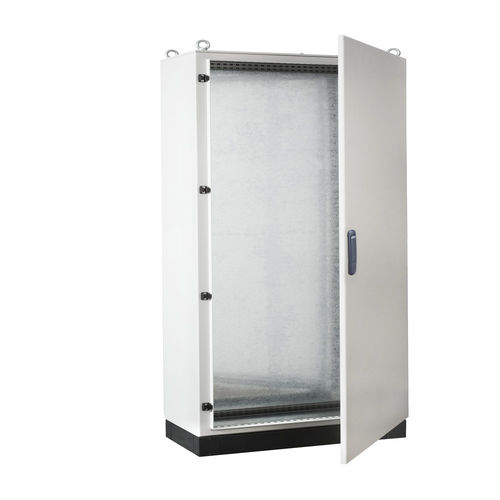 electric cabinet / free-standing / double-door / single-door