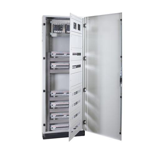 electric cabinet / free-standing / double-door / single-door