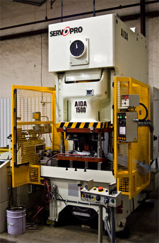 Stamping servo-press / direct-drive / metal DSF-C1 series Aida S.r.l.