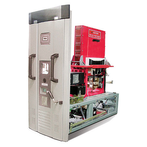 magnetic circuit breaker / high-voltage / high-speed / DC