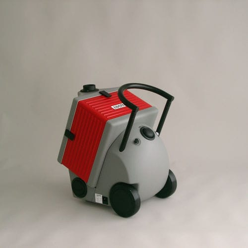mobile fume extractor / industrial / activated carbon filter