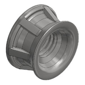 Threaded insert / steel / round / for plastics MOLD-FORM™ PSM International