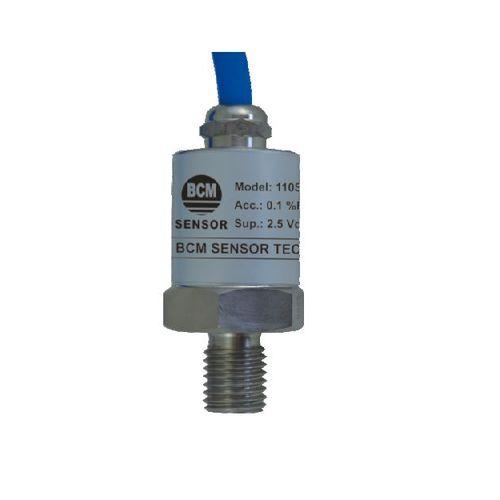 Relative pressure transducer / absolute / piezoresistive / analog 110S BCM SENSOR TECHNOLOGIES bvba