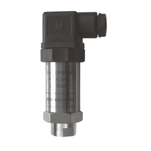 vacuum pressure sensor / piezoresistive / analog / stainless steel