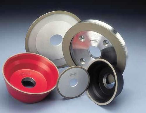 Peripheral grinding wheel / CBN / abrasive Norton Abrasives