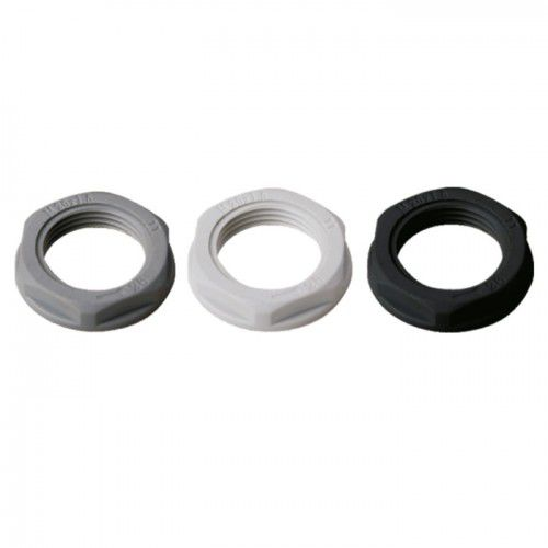 hexagonal locknut / polyamide