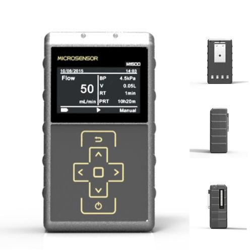 sampling pump / air / electric