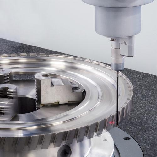 3D scanning system / for coordinate measuring machines / laser / optical