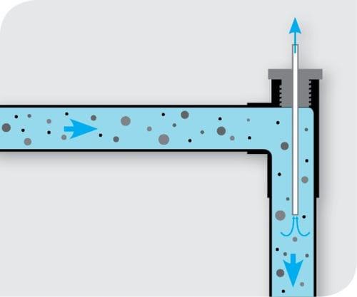water sampler / continuous-flow