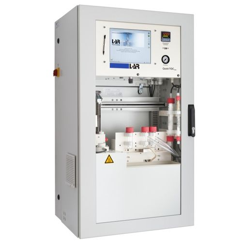 nitrogen analyzer / water / concentration / for integration