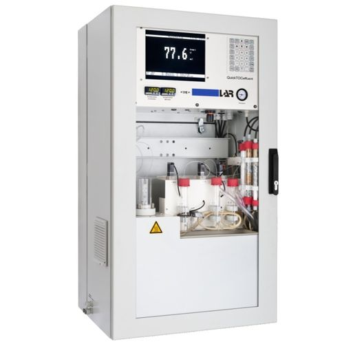 carbon analyzer / water / total organic carbon / combustion