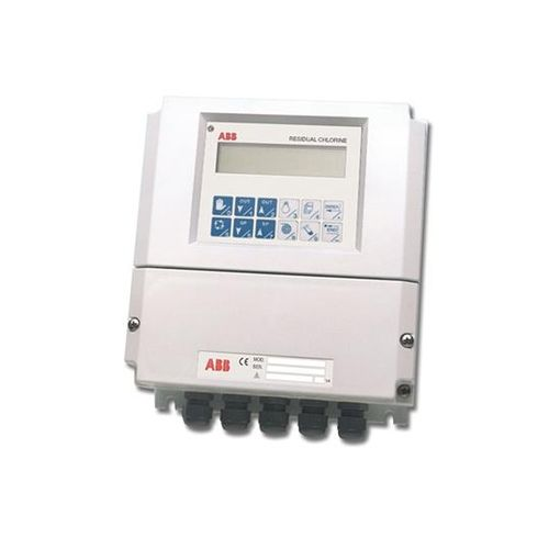 residual gas analyzer / water / chlorine / pH