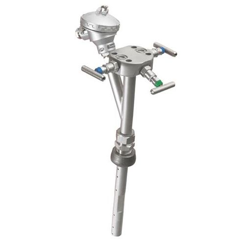 pitot tube flow meter / for liquids / for gas / multi-point