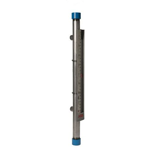 liquid level indicator / magnetic / direct-reading / stainless steel