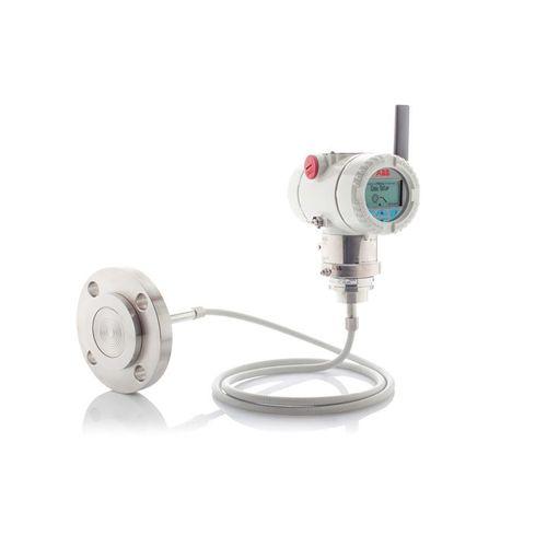 absolute pressure transmitter / membrane / digital / remote