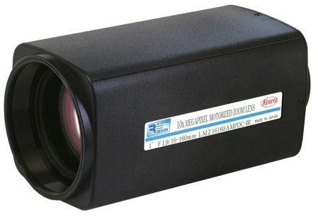 SWIR camera lens / zoom