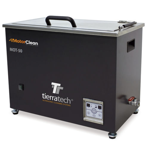 ultrasonic cleaning machine / for automotive applications / for aeronautical applications / stainless steel
