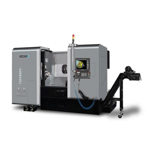 4-axis turning center / high-performance / high-speed