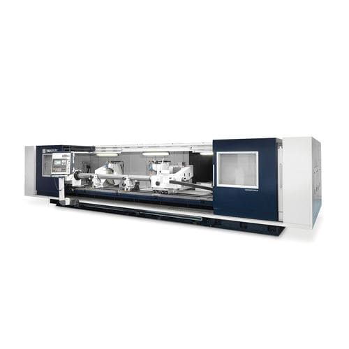 External cylindrical grinding machine / large WT series DANOBAT