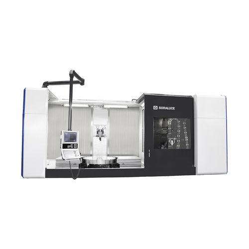 CNC milling-turning center / vertical / 3-axis / drilling SORALUCE FMT 4000 DANOBATGROUP