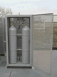 Nitrogen industrial gas RE:Automation Technology Inc.