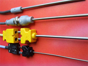 J type thermocouple / K type / high-temperature / for gas TT-TCO series TEWA Sensors