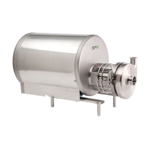 centrifugal pump / for beverages / for dairy products / oil