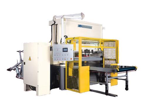 Cutting press / hydraulic / automatic A7A  Freeman Schwabe Machinery