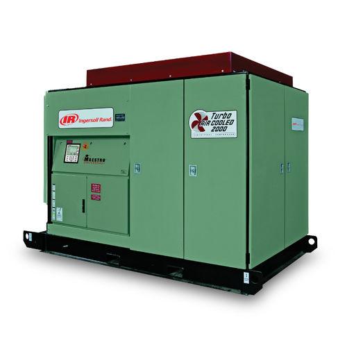 air compressor / stationary / electrically-powered / centrifugal